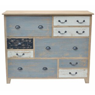 Gladsaxe 9 Drawer Chest By Latitude Vive