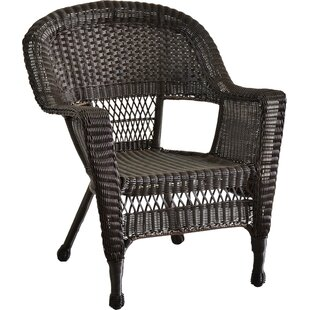 Karan Wicker Chair by Ophe..