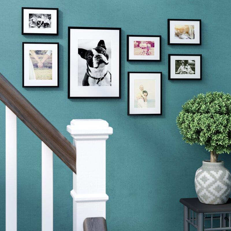 7 Piece Abner Picture Frame Set