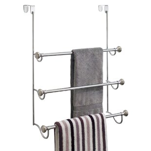 Rebrilliant Duff Over-the-Door Towel Rack