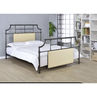 Gracie Oaks Loring Panel Bed