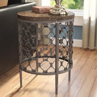 Lunde End Table