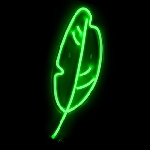 Leaf LED Wall Light By Oliver Gal