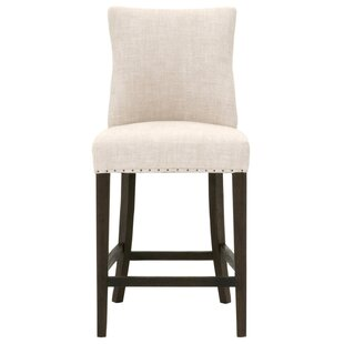 Edinburgh Upholstered 27 Bar Stool by Ophelia & Co.