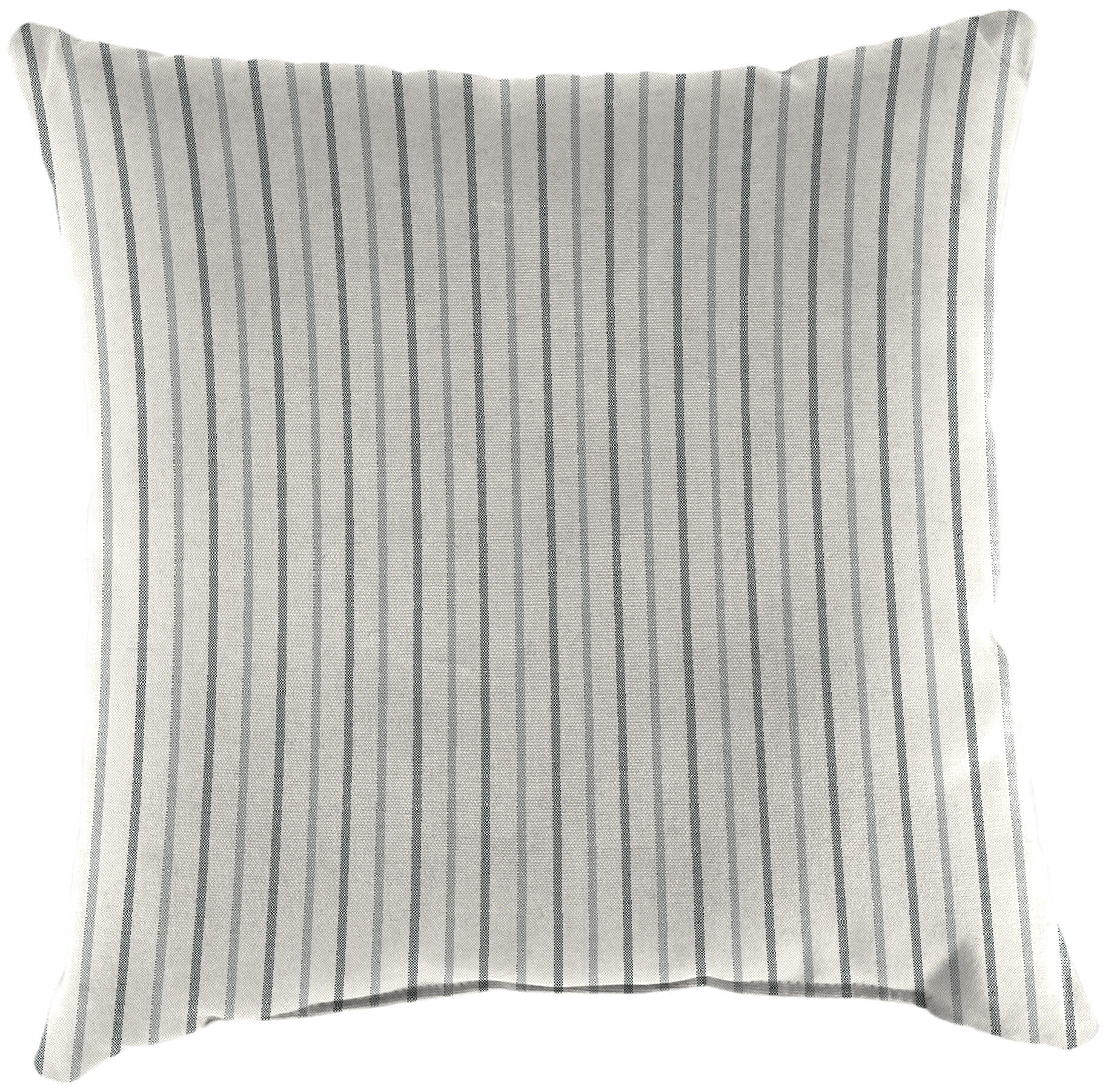 Gracie Oaks Basnight Indoor Outdoor Striped Throw Pillow Wayfair
