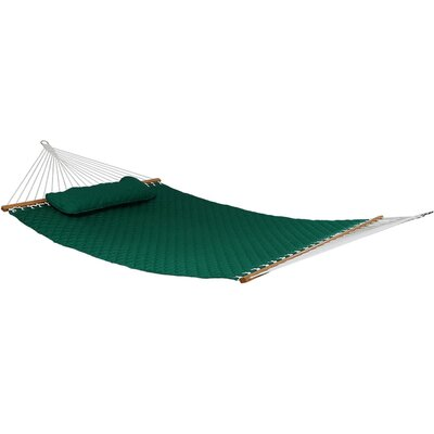 Sitz Quilted Designs Double Spreader Bar Hammock by Bay Isle Home Wonderful