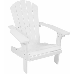Shawn All-Weather Plastic Adirondack Chair by Millwood Pines