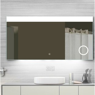 Orren Ellis Albinson LED Bathroom/Vanity Mir..