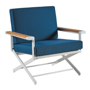 Brayden Studio Ricky Arm Chair with Cushi..