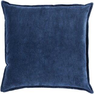 Navy Blue Pillow Covers Wayfair