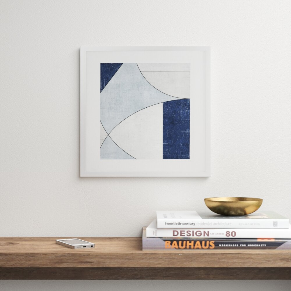 Yoka Framed Graphic Art Print By Terri Ellis Picture Frame Graphic Art Print On Paper Reviews Allmodern