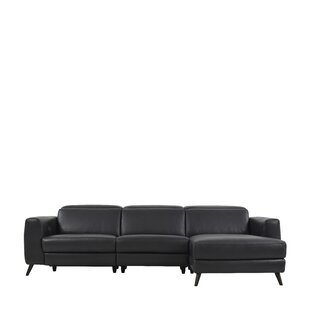 Goff Leather Sectional
