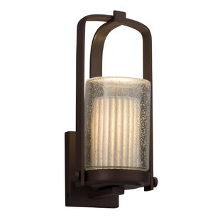 Brayden Studio Darrien Outdoor Sconce