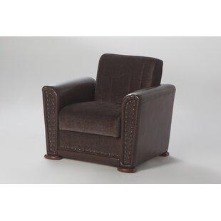 Hemlen Convertible Chair (Set Of 2) By Latitude Run