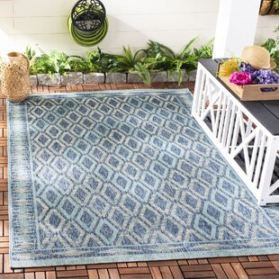 Navy And Aqua Rug Wayfair
