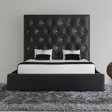 Ritz Upholstered Platform Bed by Hokku Designs