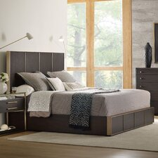 Curata Low Panel Bed by Hooker Furniture
