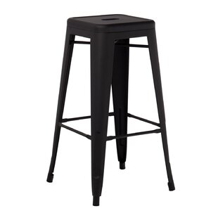 Flint Bar Stool By Borough Wharf
