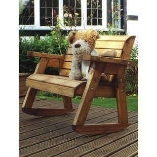Fitzgerald Rocking Bench By Union Rustic