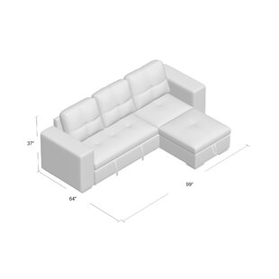Ebern Designs Arora Reclining Sofa