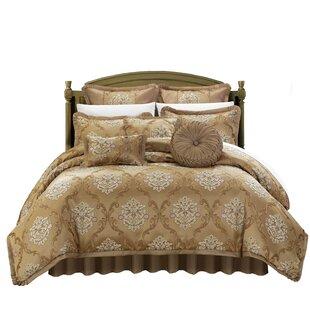 15ec5417b88e0 Yellow & Gold Bedding You'll Love | Wayfair