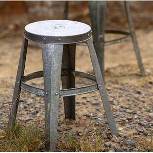 Theodosia Accent Stool by 17 Stories
