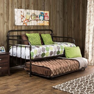 Huckabee Transitional Style Twin Daybed