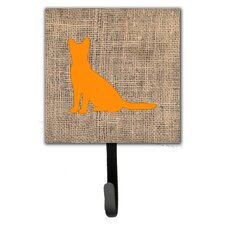 Cat Leash and Wall Hook by Caroline's Treasures
