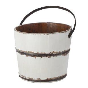 Find for Vintage Solid Wood Bucket ByAntique Revival