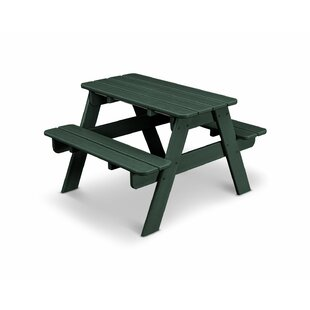 Kids Picnic Table by POLYWOOD®