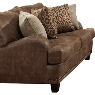 Bargain Cainsville Loveseat by Greyleigh Reviews (2019) & Buyer's Guide