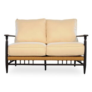 Lloyd Flanders Low Country Loveseat with Cushions
