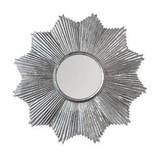 World Menagerie Mccain Starburst Accent Mirror