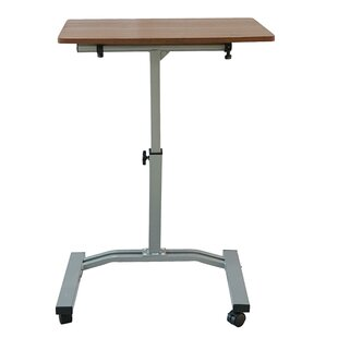 Leff 4 Wheel Multifunctional Flat Surface Lifting Standing Desk