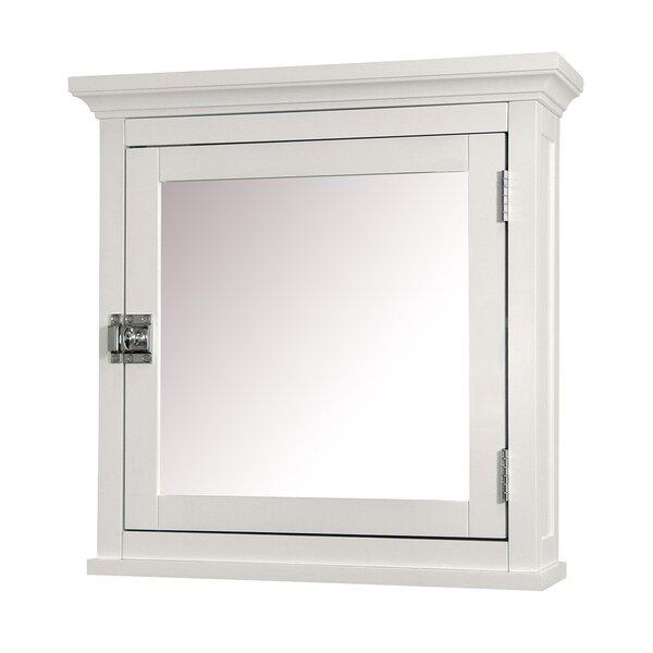 Beachcrest Home Sumter Surface Mount Framed Medicine Cabinet With Adjustable Shelves Reviews Wayfair