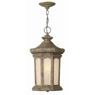 Hinkley Lighting Rowe Park 1-Light Outdoor Hanging Lantern