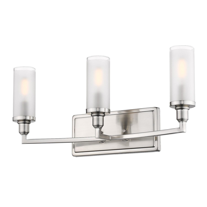 Charlton Home Goggin 3 Light Vanity Light Wayfair