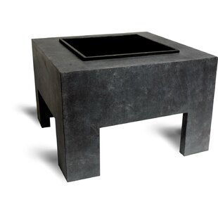 Firebowl Cement Charcoal Fire Pit By Wade Logan