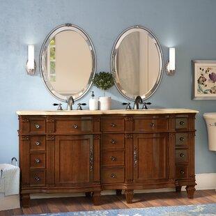 Kehl 72 Double Bathroom Vanity Set ByAstoria Grand