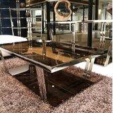 Kimzey Sled Coffee Table by Latitude Run®