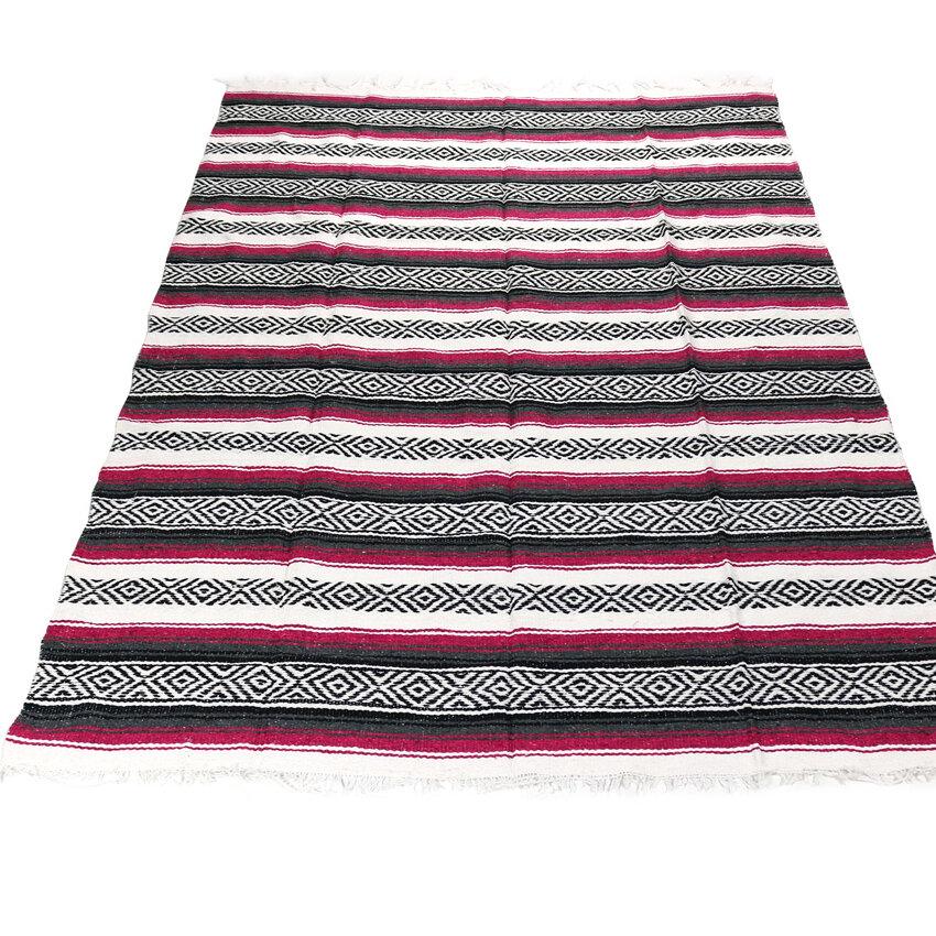 Bloomsbury Market Pinon Premium Mexican Beach Yoga Blanket Reviews Wayfair
