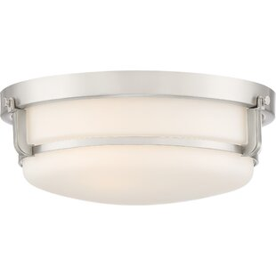 Breakwater Bay Dickison 3-Light Flush Mount