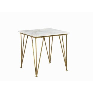 Read Reviews Amado End Table by Canora Grey