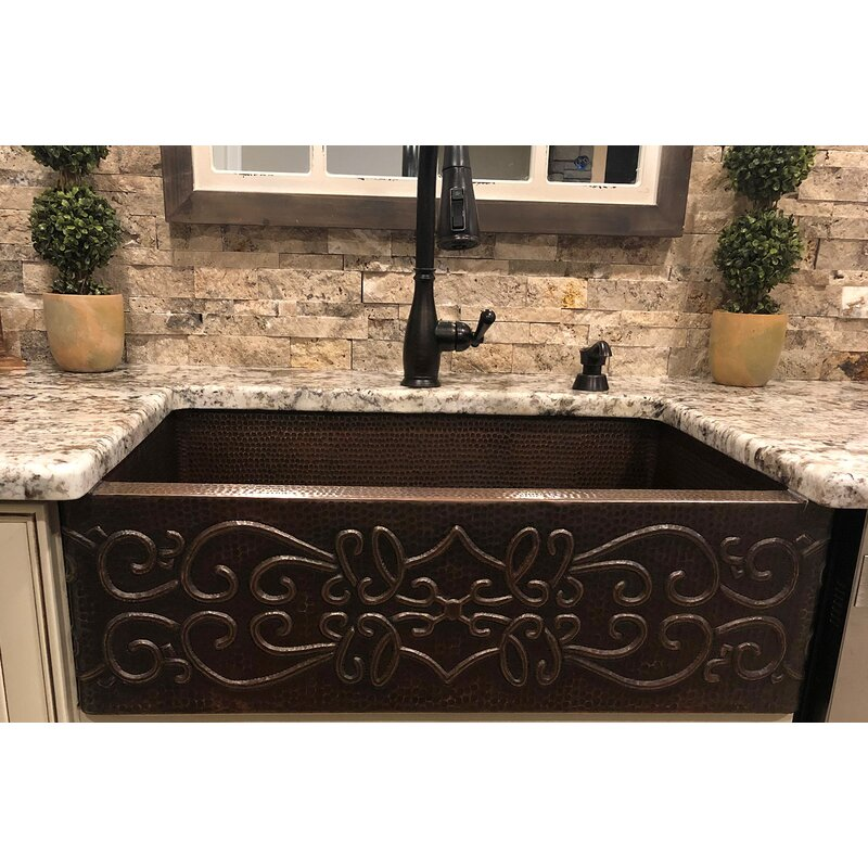 Premier Copper Products Hammered 30 L