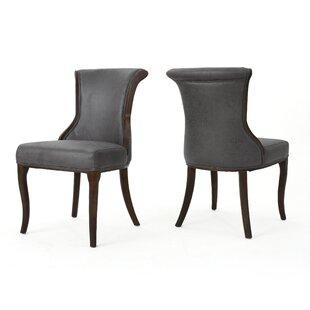 Glenhaven Upholstered Dining Chair (Set o..