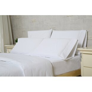 Alwyn Home 300 Thread Count Fitted Sheet (Set of 12)
