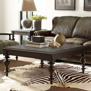 Bernhardt Rutherford Coffee Table