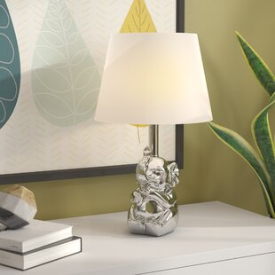 Find for Eason Ceramic Elephant 19 Table Lamp By Harriet Bee