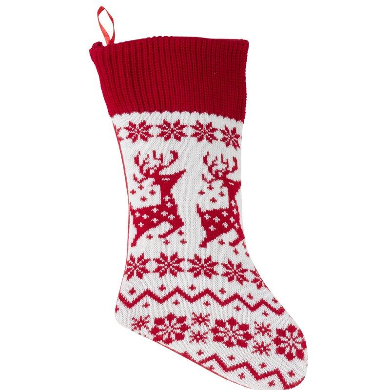 reindeer sweater christmas stocking - Sweater Christmas Stockings