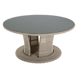 Liliath Rattan Dining Table By Sol 72 Outdoor